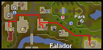 Falador furnace