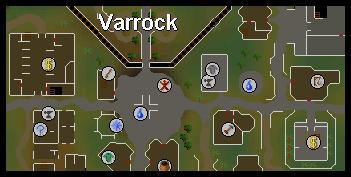 Varrock anvils
