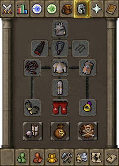 Suggested Melee Equipment for Slayer tasks