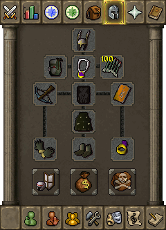 Suggested Equipment for Ranging Mithril Dragons