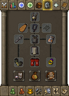 Suggested Melee Equipment for Mithril Dragons
