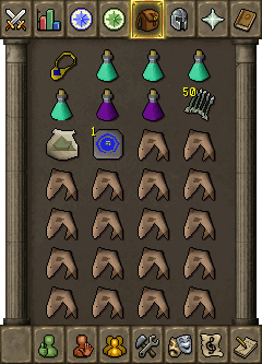 Suggested Equipment for Mithril Dragons (Melee and Ranged)