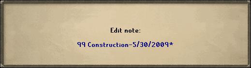 Edit note