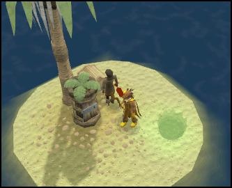 Cap'n Arnav's island