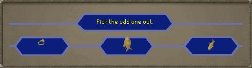 Pick the oddo ne out