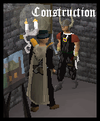 Construction Cape model