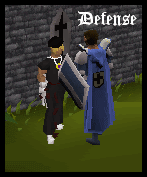 Defence Cape model