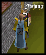 Fishing Cape model