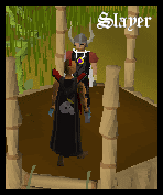 Slayer Cape model