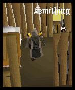 Smithing Cape model