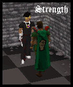 Strength Cape model