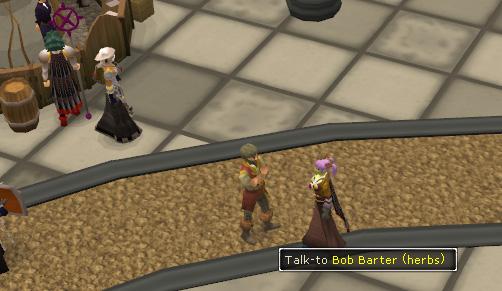 Talk to Bob Barter