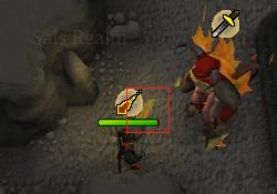 Tormented Demon Hunting - Tormented Demon magic attack