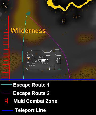 Moss giants map