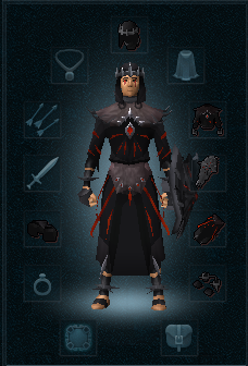 Subjugation Robes